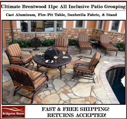 Fiesta Patio Set DOES NOT APPLY: 1 listing