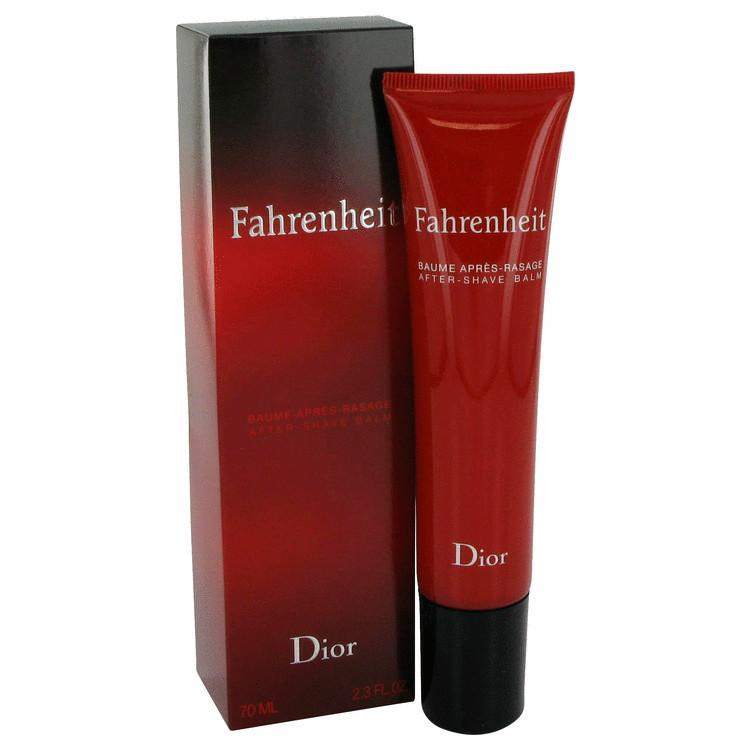 Fahrenheit After Shave Balm By Christian Dior For Men