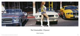 The Untameables 1966 Mustang Convertible Girls Poster Wall Art Photo Pri... - $79.00