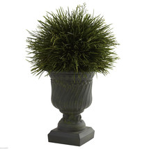 Potted Grass w/Decorative Urn (Indoor/Outdoor) - $73.88
