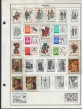 110+ Rwanda 1968-1976 stamps - $9.79