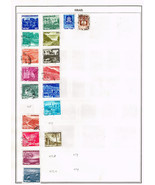 150+ Israel 1970-1999 stamps - $11.75