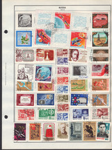 130+ Russia 1968-1969 stamps - $9.79