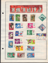 130+ Russia 1963-1965 stamps - $9.79