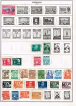 130+ Jugoslavia 1940-1961 stamps - $11.75