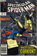 The Spectacular Spider-Man #149, 154, 156, 157, 158, 160, 161, 167 - NM - $11.76