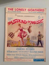 Sound Of Music : The Lonely Goatherd Sheet Music / Julie Andrews - $19.80