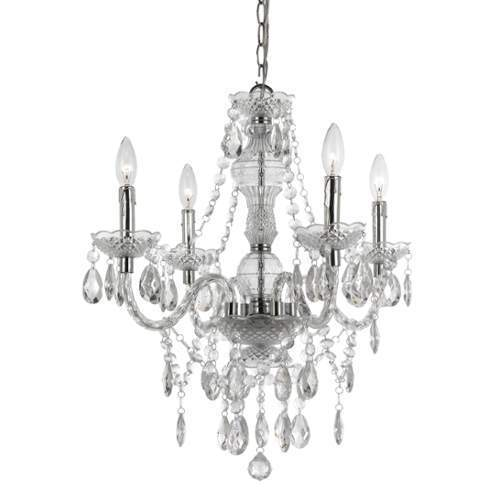 Mini Chandelier Lamp Ceiling Fixture Dining Living Room