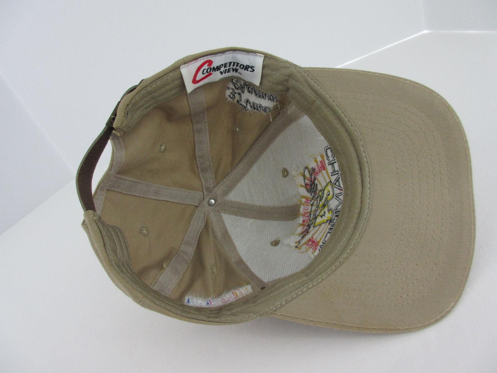 Jeff Gordon 24 Vintage 1995/1996/1997 Winston Cup Champion Competitors View Hat