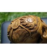 Kapala Tantrismus Buddhist Schädel Tantric Buddhist skull Tibet Nepal - $799.00