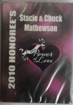 Keep Memory Alive 2010 Power of Love Stacie & Chuck Mathweson Playing Ca... - $10.95