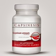 Capsinesis Capsicum Annuum Weight Loss Supplement 100 capsules - $144.69