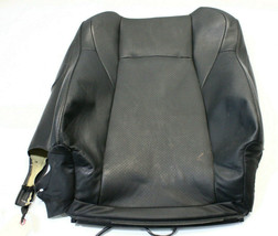 2003-2008 Nissan 350Z Front Right Passenger Upper Leather Seat Cover P3788 - $117.59