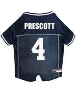 Dak Prescott #4 Pet Jersey - XL - $21.09