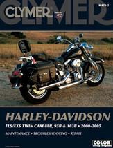 Repair Manual Harley Davidson FLS/FXS Clymer - $49.95