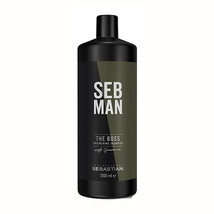 Seb Man The Boss Thickening Shampoo, 33.8 oz