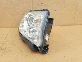 07-10 Lincoln MKX AFS Headlight Lamp Passenger Right RH - POLISHED image 4