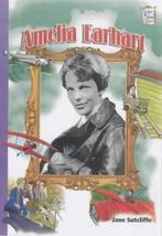 Amelia Earhart (History Maker Bios) [Paperback] [Jan 01, 2002] Jane Sutcliffe