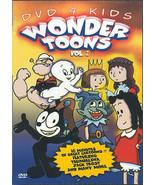 Wonder Toons #2 (DVD, 2003) - $2.95