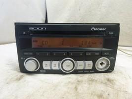 08 09 Scion TC XB XD Radio Cd Mp3 Player T1808 PT546-00080 FTS67 - $24.50