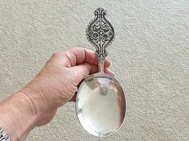 DAVID ANDERSEN Norway HANDMADE 925S Sterling Silver GUDBRANDSDAL 1825 Spoon - $189.99