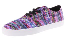 Supra Womens Wrap The Art of Maurizio Molin Gym Skate Shoes Fashion Sneakers NIB image 1