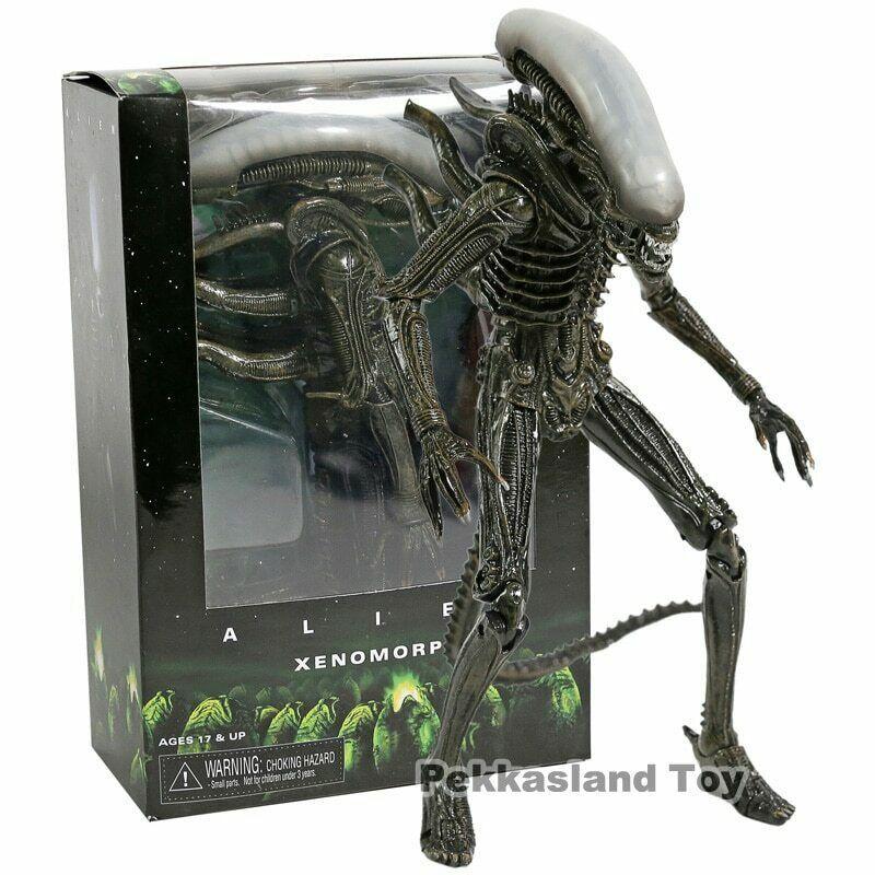 NECA Alien 1979 Xenomorph PVC Action Figure Collectible Model Toy - $30.18