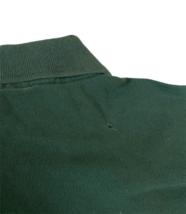 Lot 2 Masters Golf Tournament Augusta National Polo Shirt Men Sz XL Green Izod image 5