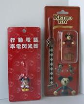 NEW UNIQUE Disney MICKEY Retro Toy collection i... - $14.84