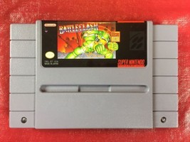 Battleclash Super Nintendo SNES Game Cartridge - Tested! - $2.96