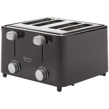 Betty Crocker 4-slice Toaster WACBC2626CB - €41,41 EUR
