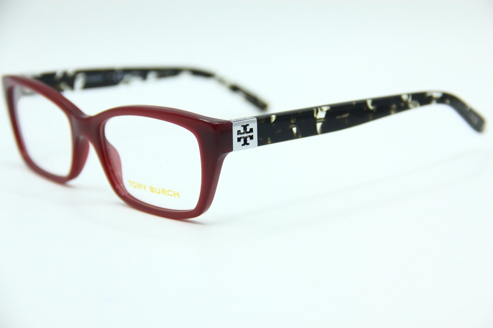 151522102f87 New Tory Burch Ty 2049 1361 Red Eyeglasses and 50 similar items