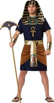 InCharacter Adult Mens Pharaoh Egyptian Costume X-Large - $59.67
