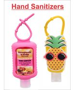 Hand Sanitizer Pomegranate Vanilla & Pineapple With Wraps Kills 99% Germ... - $9.95