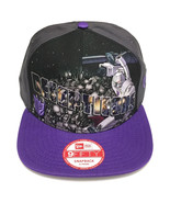 New Era Transformers Hero Post 9FIFTY  Darkgray 2 Tone Snapback Cap - $29.69