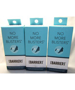 3 ea Barrier 4 No More Blisters Blister Prevention Foot Spray 1.5 oz exp... - $14.99