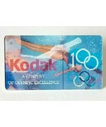 Collectible 3D Olympics Pin Kodak Century of Excellence ~Diving Lenticul... - $13.81