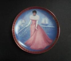 Danbury Mint High Fashion Barbie Enchanted Evening Plate, no box, no COA - $8.99