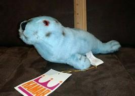 Kamar Inc. 11 inch stuffed animal/toy REDONDO the Blue Seal - $9.99