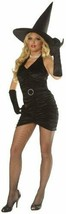 FRANCO VELVET WITCH ADULT HALLOWEEN COSTUME LARGE 48325 - $27.00