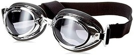 Doggles Dog Goggles/Glasses (One Size|Silver chrome) - $42.47