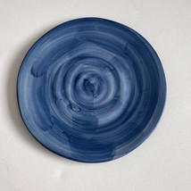 Royal Norfolk Greenbrier International Blue Raised Swirl Serving Plate 1... - $24.75