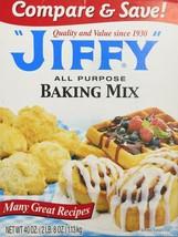 JIFFY All Purpose Baking Mix, 40 Oz - $14.84