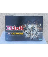 Risk Board Game Star Wars Clone Wars Edition by Parker Brothers - $23.36