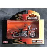 New Maisto DieCast 1:18 - Series 20 - Harley Davidson 1953 74FL Hydra Gl... - $9.89