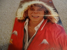 Leif Garrett teen magazine poster clipping red jacket bravo magazine Bop