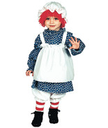 Licensed Raggedy Ann or Raggedy Andy Costume for Toddlers & Kids - $29.65+