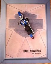 2002 Harley Davidson Prestige Brochure, Full Line, HUGE 54 pgs Electra G... - $25.74