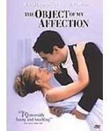 The Object Of My Affection DVD 2001 Jennifer Aniston Paul Rudd UPC 00245... - $5.93