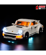 LED Light Kit for Porsche 911 - Compatible with Lego 10295 Set - $26.99 - $52.99